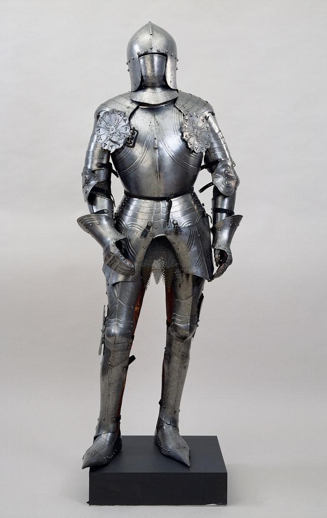 Italienische Rüstung ca. 1450