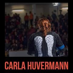 Carla Huvermann von Grün-Weiß Holten im Podcast Titelbild