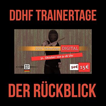 DDHF Trainertage Digital - Ein Rückblick Post der Podcastfolge
