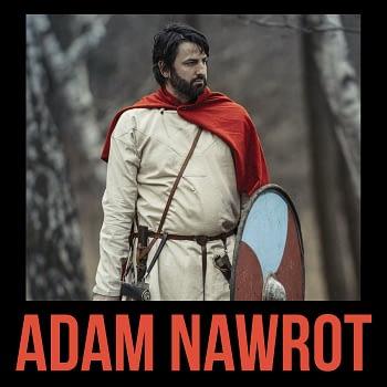 Adam Nawrot von Kaptorga zu Gast im Schwertgeflüster HEMA Podcast