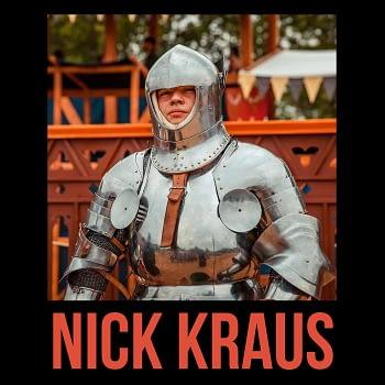 Nick Kraus zu Gast im Schwertgeflüster HEMA Podcast