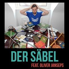Historischer Säbel mit Oliver Janseps